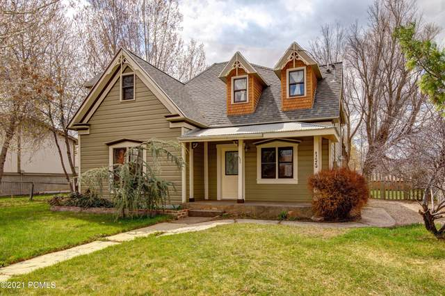 155 W 600 South, Heber City, UT 84032 (MLS #12101680) :: Lookout Real Estate Group