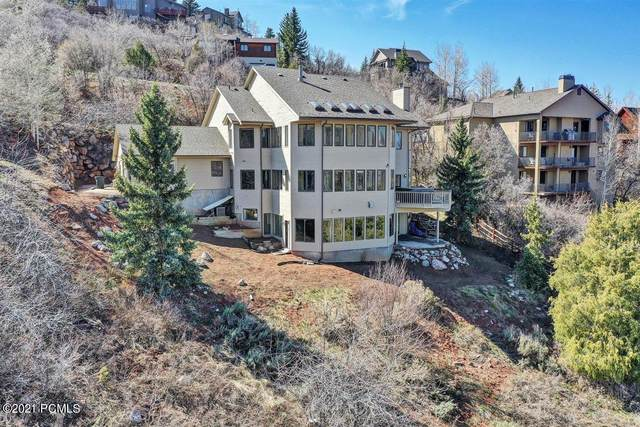 7404 Stagecoach Drive, Park City, UT 84098 (MLS #12101692) :: High Country Properties