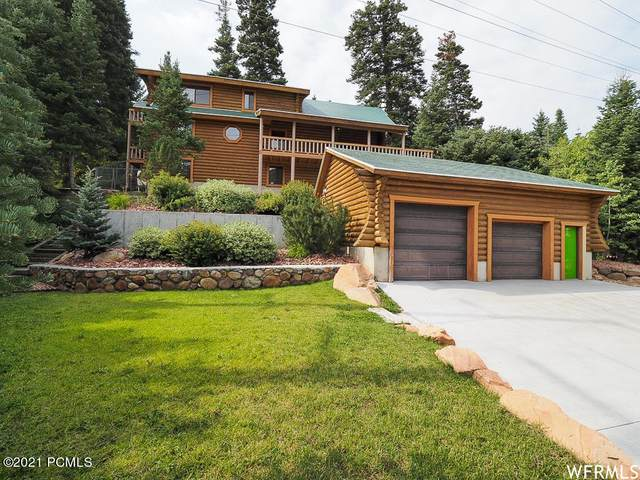 230 Aspen Drive, Park City, UT 84098 (MLS #12101709) :: High Country Properties