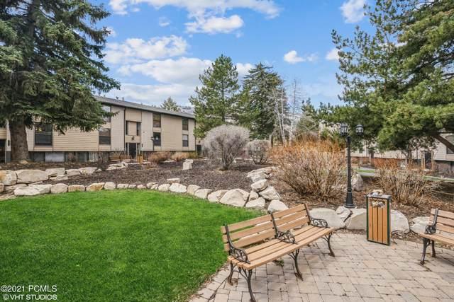 1150 Deer Valley Drive #1012, Park City, UT 84060 (MLS #12101721) :: High Country Properties