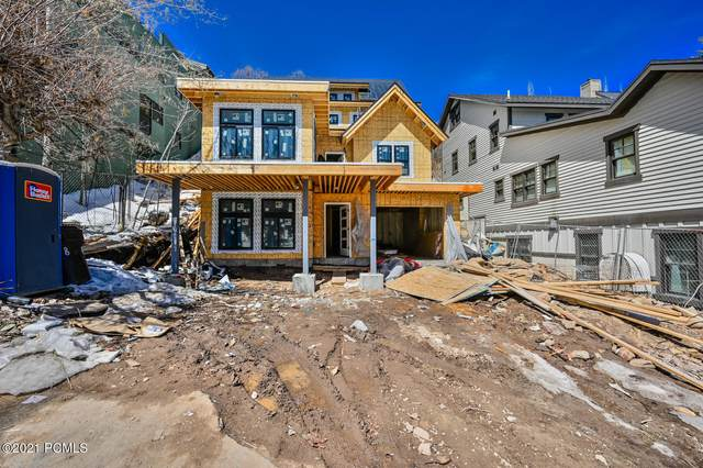 84 Daly Ave Avenue, Park City, UT 84060 (MLS #12101731) :: High Country Properties
