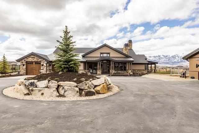 7370 N Silver Creek Road, Park City, UT 84098 (MLS #12101755) :: High Country Properties