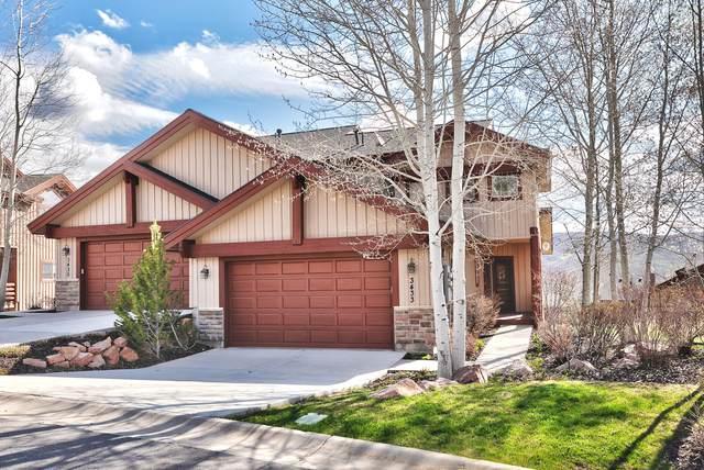 3433 Cedar Drive, Park City, UT 84098 (MLS #12101763) :: High Country Properties