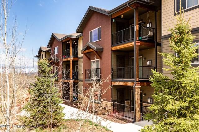 5461 N Luge Lane #2203, Park City, UT 84098 (MLS #12101773) :: High Country Properties