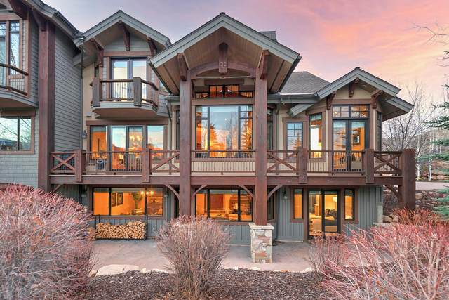 2691 Eagle Cove #71, Park City, UT 84060 (MLS #12101776) :: High Country Properties