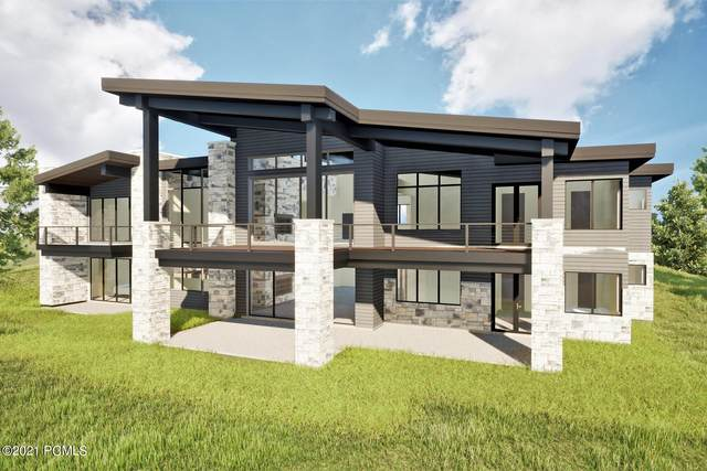 3795 E Rockport Ridge Road, Park City, UT 84098 (MLS #12101777) :: High Country Properties