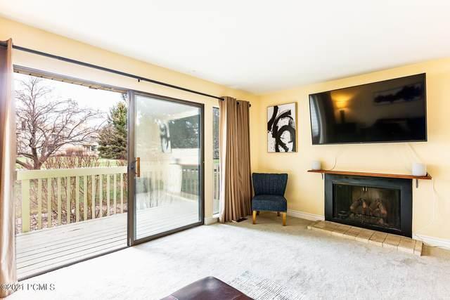 153 Dunlop Court, Park City, UT 84060 (MLS #12101780) :: High Country Properties