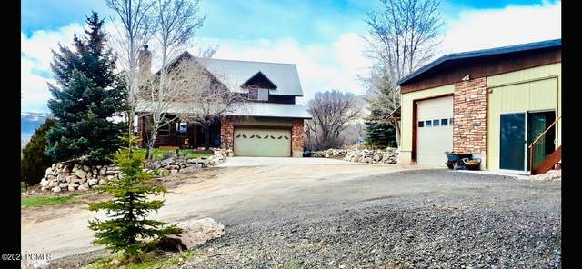 1716 Splendor Valley Road, Kamas, UT 84036 (MLS #12101788) :: Lawson Real Estate Team - Engel & Völkers