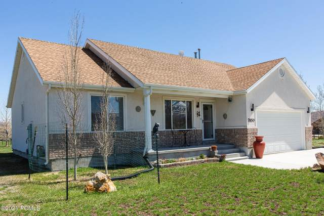 7850 Wasatch Way, Park City, UT 84098 (MLS #12101809) :: High Country Properties