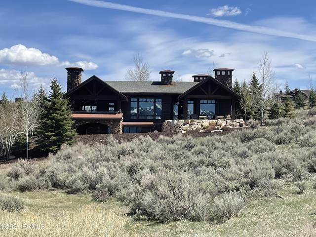 2656 E Silver Berry Court, Park City, UT 84098 (MLS #12101817) :: High Country Properties