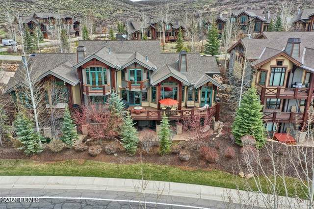 2661 Talon Way #73, Park City, UT 84060 (MLS #12101819) :: High Country Properties