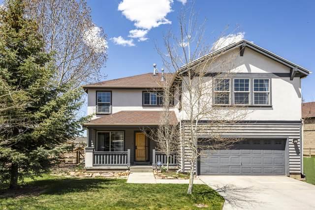 938 E Mountain Willow Lane, Park City, UT 84098 (MLS #12101829) :: High Country Properties