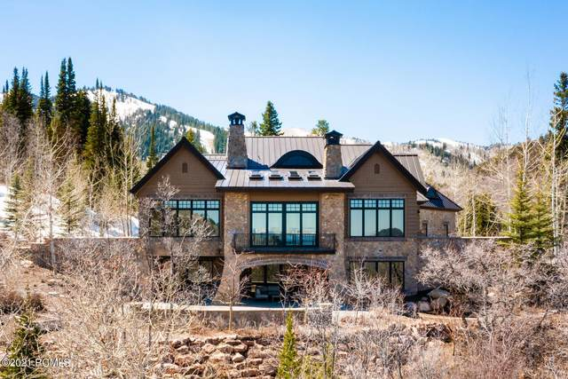 3 White Pine Canyon Road, Park City, UT 84060 (MLS #12101843) :: High Country Properties