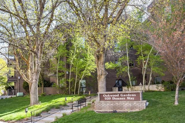 939 S Donner Way #203, Salt Lake City, UT 84108 (MLS #12101846) :: High Country Properties