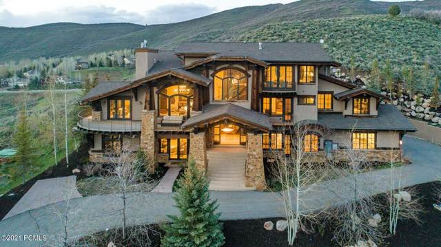 8448 Trails Drive, Park City, UT 84098 (MLS #12101847) :: High Country Properties