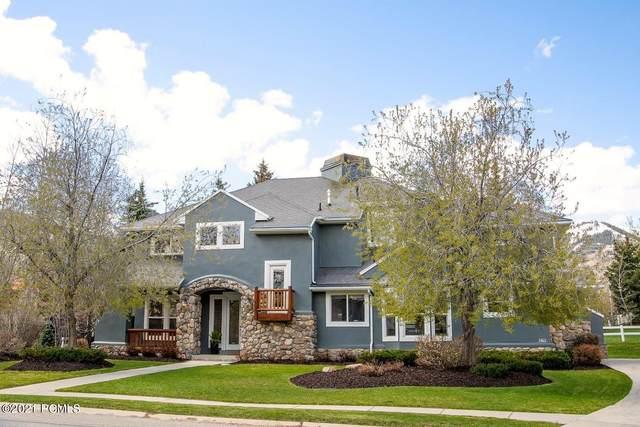 1611 W Fort Road, Park City, UT 84098 (MLS #12101851) :: High Country Properties