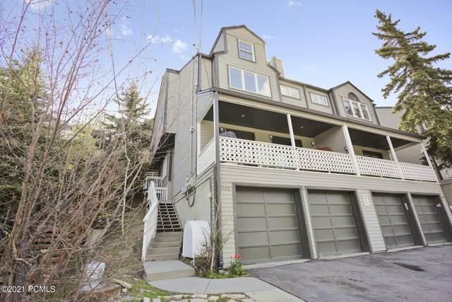 360 Marsac Avenue, Park City, UT 84060 (MLS #12101857) :: High Country Properties