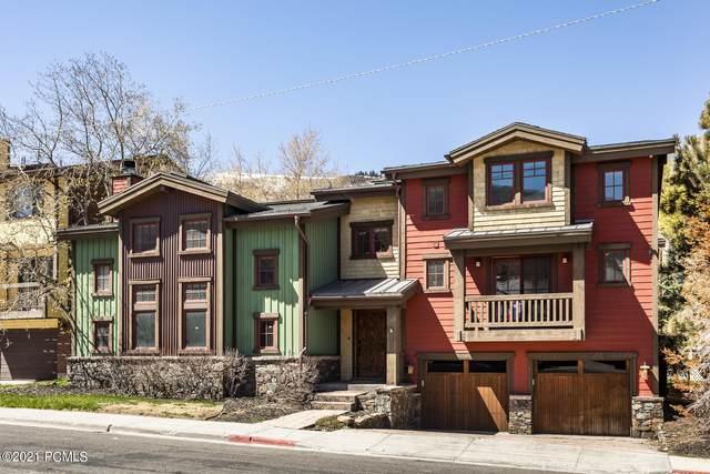 1483 Park Ave Avenue, Park City, UT 84060 (MLS #12101896) :: High Country Properties