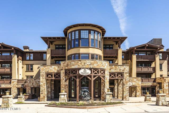 7815 Royal Street B370, Park City, UT 84060 (MLS #12101904) :: High Country Properties