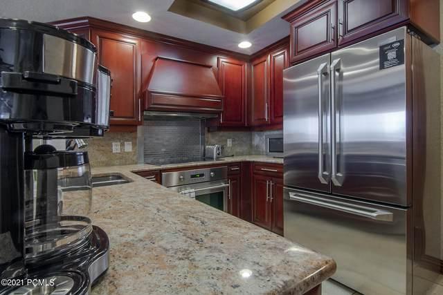 3000 Canyons Resort Drive 3/810A,B,C, Park City, UT 84098 (MLS #12101945) :: High Country Properties