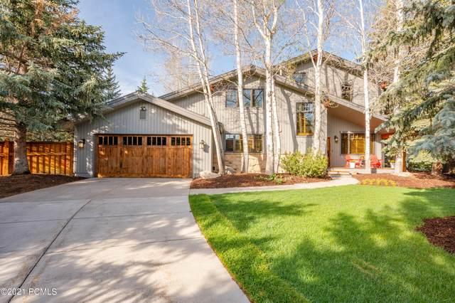 1501 W Willow Lane, Park City, UT 84098 (MLS #12101965) :: High Country Properties