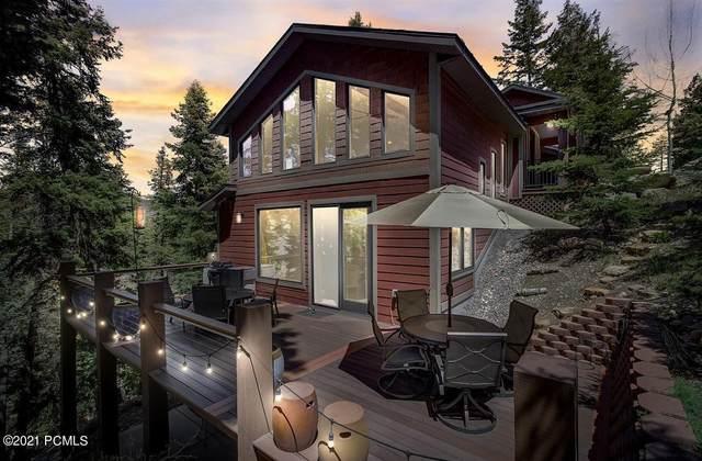 85 St Moritz Terrace, Park City, UT 84098 (MLS #12101990) :: High Country Properties