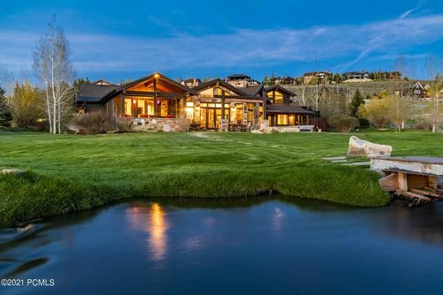 5615 N Old Ranch Road, Park City, UT 84098 (MLS #12102000) :: High Country Properties