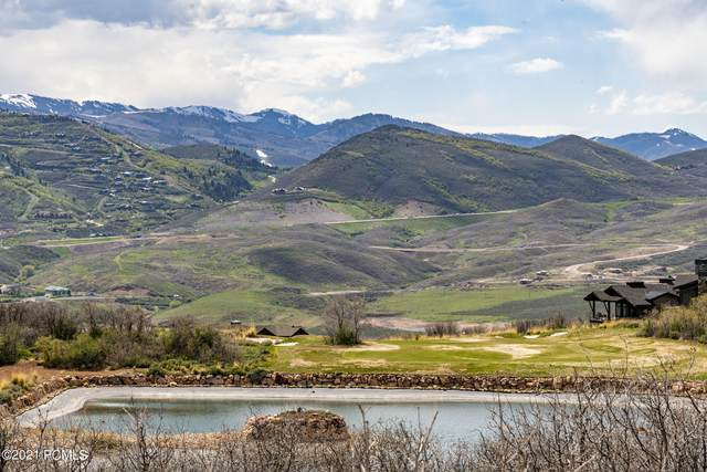 1399 E Lasso Trail, Hideout, UT 84036 (MLS #12102019) :: High Country Properties
