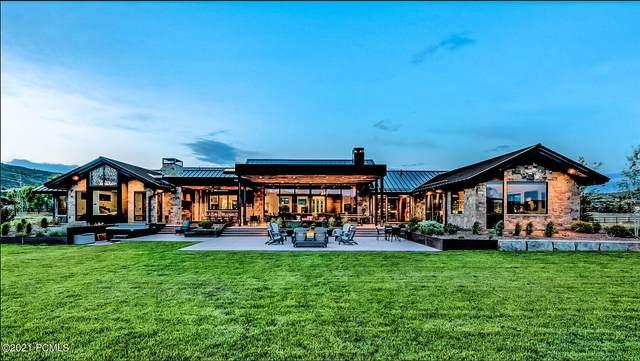 229 Parleys Road, Park City, UT 84098 (MLS #12102034) :: High Country Properties