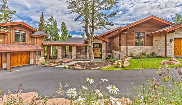 147 White Pine Canyon Road, Park City, UT 84060 (MLS #12102053) :: Lookout Real Estate Group