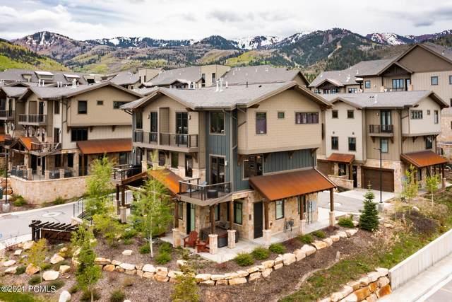 3823 Blackstone Drive #30, Park City, UT 84098 (MLS #12102099) :: High Country Properties