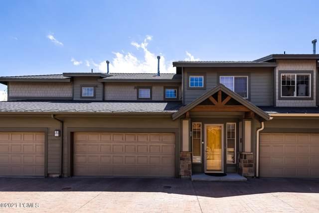1695 W Redstone Avenue B1, Park City, UT 84098 (MLS #12102102) :: High Country Properties