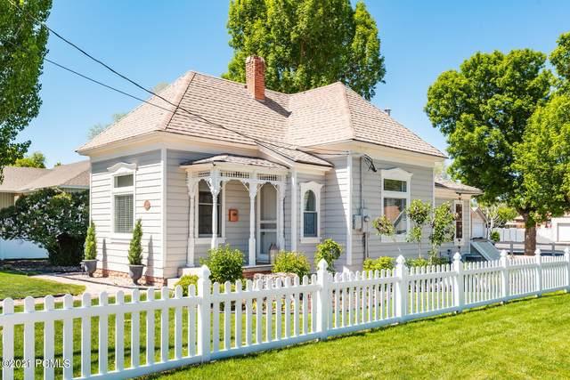 293 N 100 East, Heber City, UT 84032 (MLS #12102119) :: High Country Properties