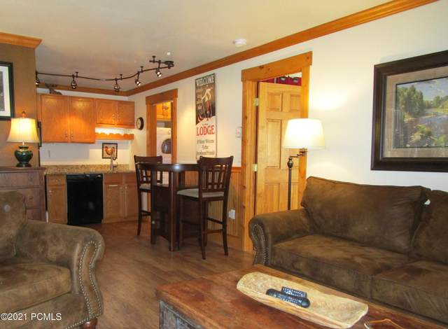 2025 Canyons Resort Drive L2, Park City, UT 84098 (MLS #12102159) :: High Country Properties