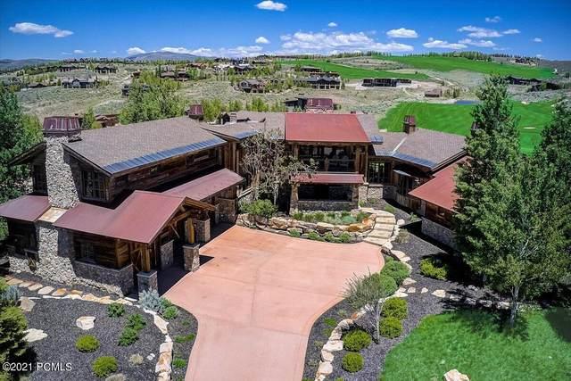 3151 Saddleback Ridge Ridge, Park City, UT 84098 (MLS #12102187) :: Lookout Real Estate Group