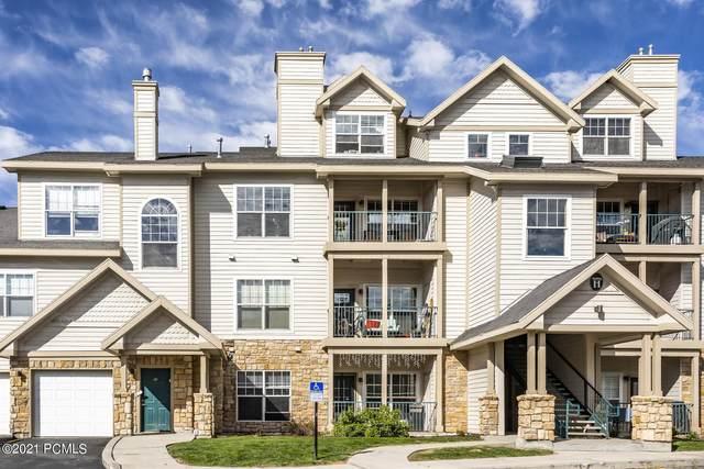 900 Bitner Road H-32, Park City, UT 84098 (MLS #12102188) :: High Country Properties