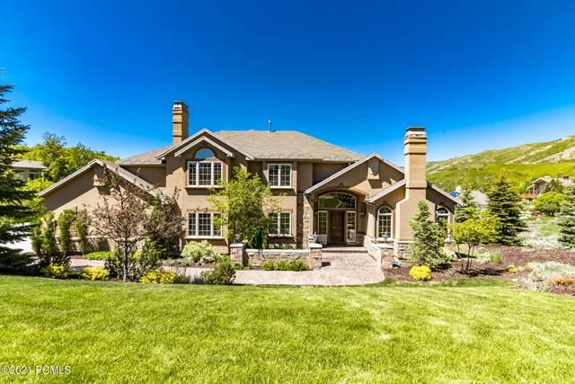821 N Pioneer Fork Road Road, Salt Lake City, UT 84108 (MLS #12102210) :: High Country Properties