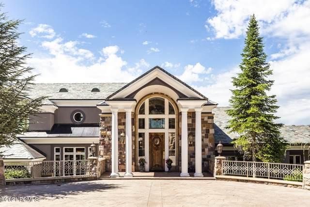 5678 E Twin Creek Road, Salt Lake City, UT 84108 (MLS #12102214) :: High Country Properties