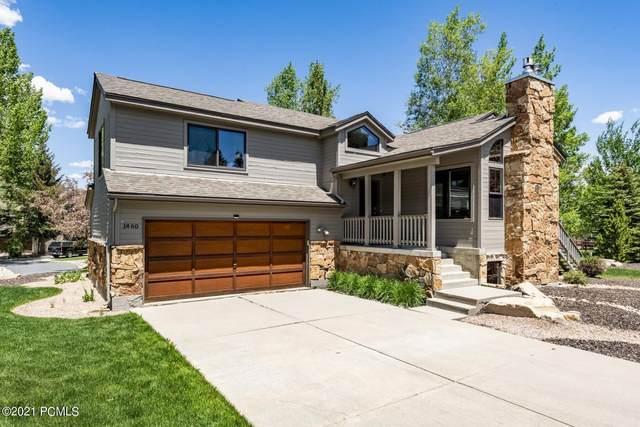 1460 Meadow Loop Road, Park City, UT 84098 (MLS #12102233) :: High Country Properties
