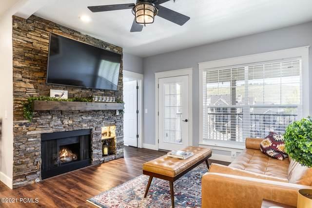 900 Bitner Road B35, Park City, UT 84098 (MLS #12102246) :: High Country Properties