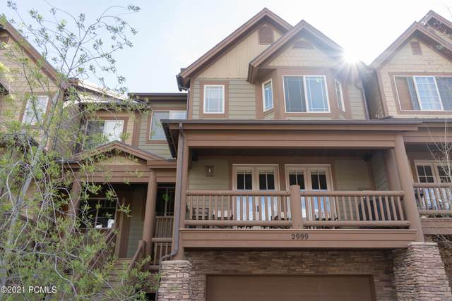 2999 W Canyon Links Drive, Park City, UT 84098 (MLS #12102256) :: High Country Properties