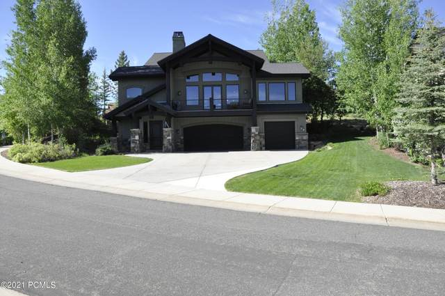 4444 W Jeremy Woods Drive, Park City, UT 84098 (MLS #12102271) :: High Country Properties