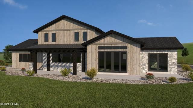 1384 Dovetail Drive, Kamas, UT 84036 (MLS #12102276) :: Lookout Real Estate Group