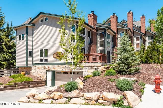 545 Deer Valley Drive #1, Park City, UT 84060 (MLS #12102281) :: High Country Properties