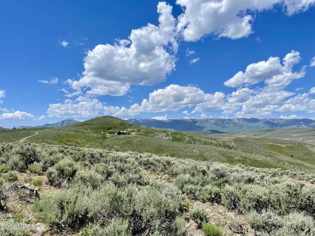 3500 Desert Mountain Road, Peoa, UT 84061 (MLS #12102284) :: High Country Properties