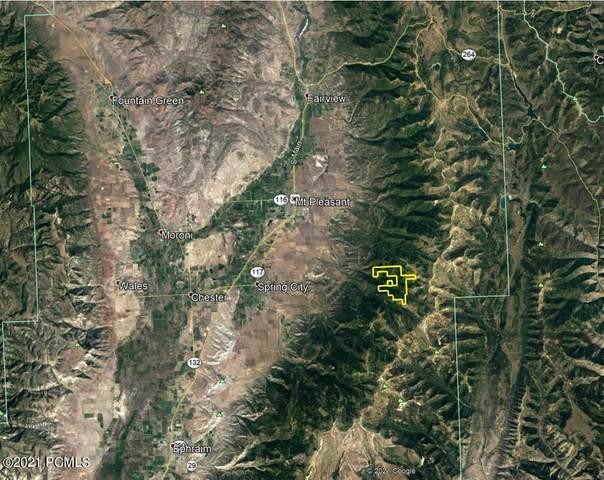 S East Of Spring City, Other City - Utah, UT 84003 (MLS #12102298) :: High Country Properties