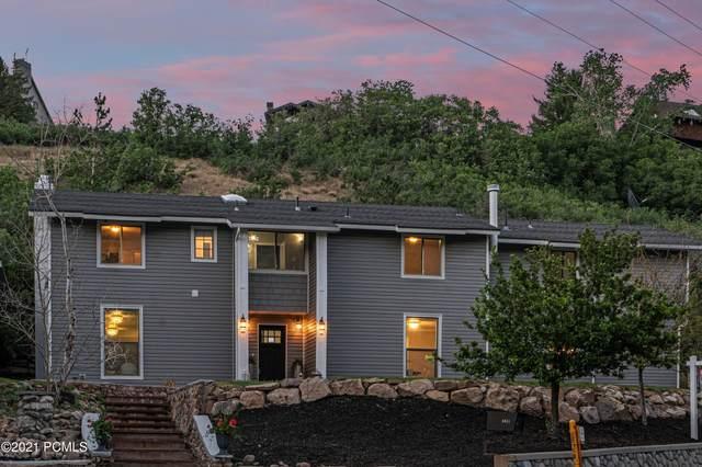 4831 Emigration Canyon Road, Salt Lake City, UT 84108 (MLS #12102308) :: High Country Properties
