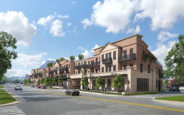 2250 E Murray Holladay Boulevard #211, Salt Lake City, UT 84117 (MLS #12102312) :: High Country Properties