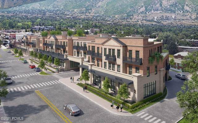 2240 E Murray Holladay Boulevard #310, Salt Lake City, UT 84117 (MLS #12102313) :: High Country Properties