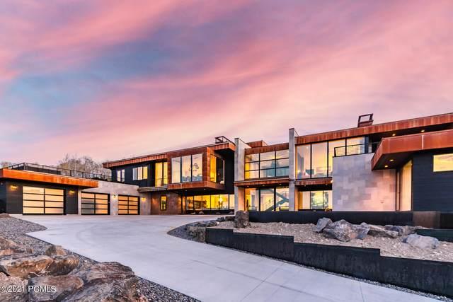 7687 N Promontory Ranch Road, Park City, UT 84098 (MLS #12102347) :: High Country Properties
